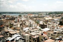 Mombasas Dächer