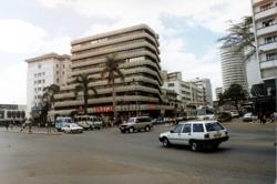 Nairobi Stadt