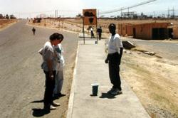 Äquator Wasser Experiment